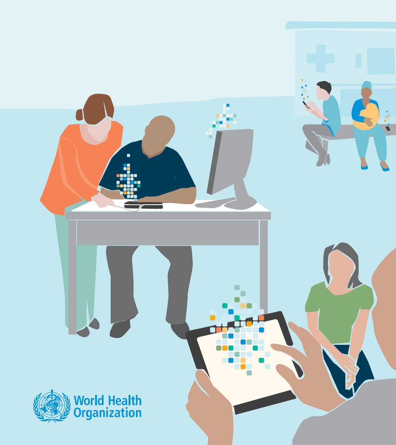نحوه اجرای سلامت دیجیتال در کشورها از نظر سازمان جهانی بهداشت