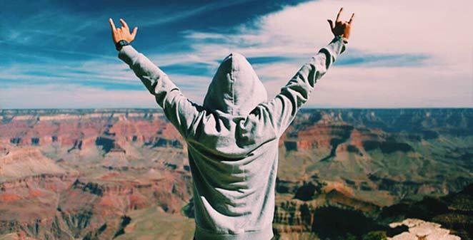 رسیدن شما به هدف زندگی با جادوی اعتماد به هستی