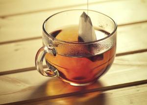 چای کیسه ای درمان کننده خستگی کارمندها!