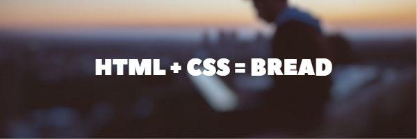 با html و css زندگیم رو تغییر دادم