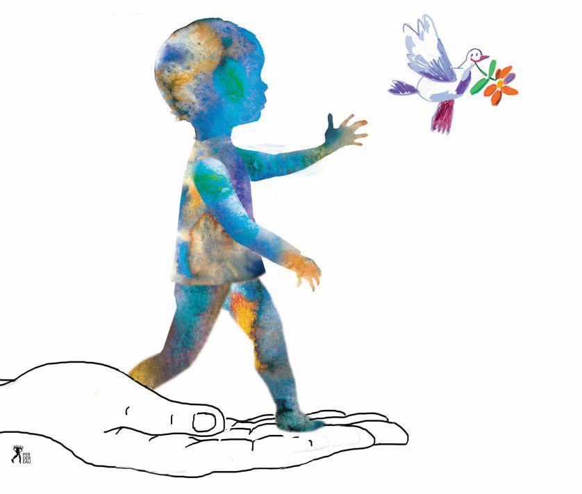 کودکی بدون فقر