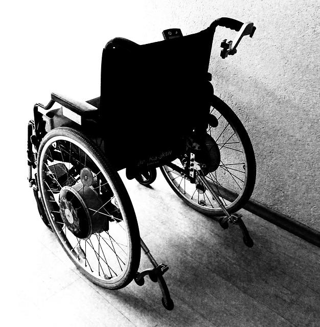 تنها جایی که افراد دارای معلولیت اول بودند