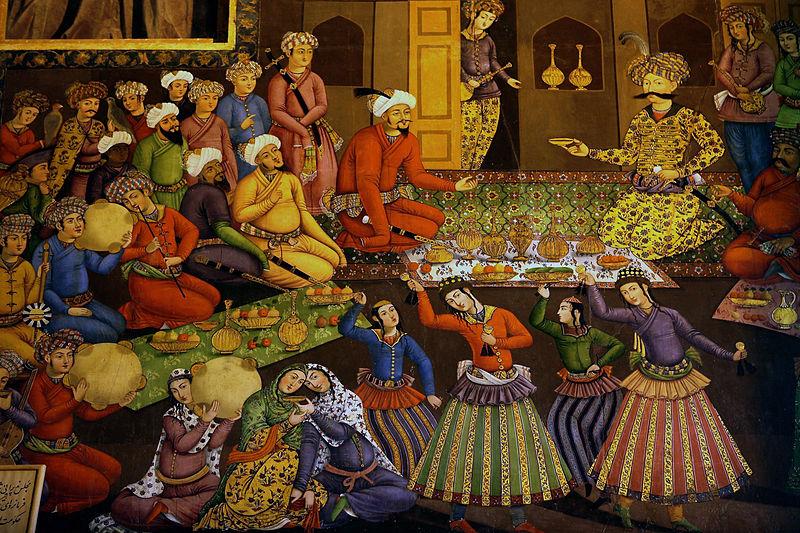 شاه عباس صفوی و تریاک