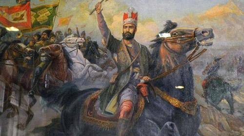 به سلطنت رسیدن نادر شاه افشار (برگی از تاریخ)