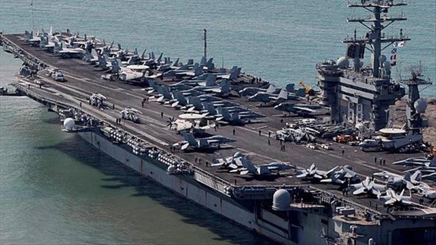 جنگ ایران و آمریکا