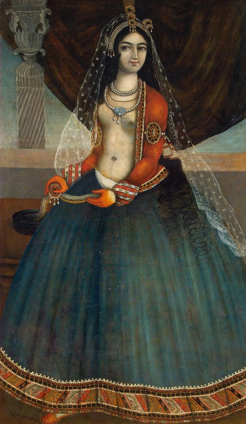 ازدواج در دوران قاجار