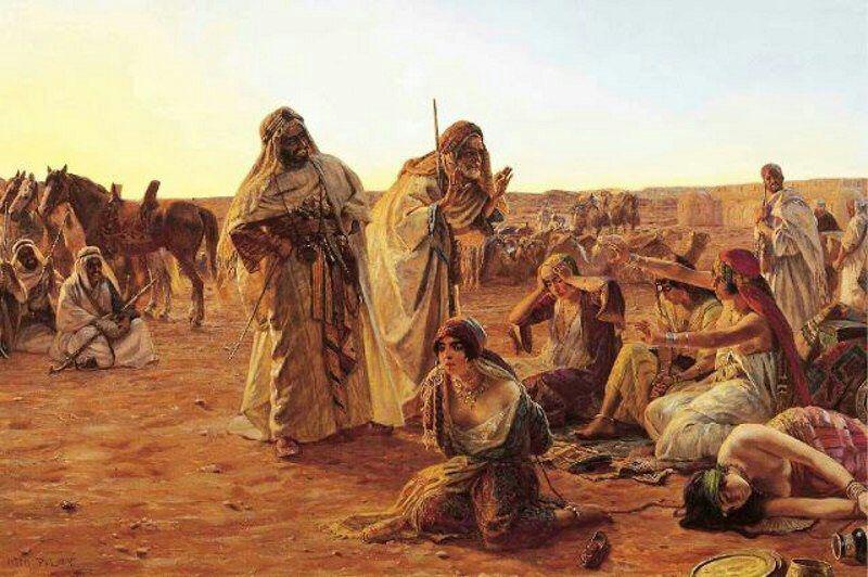 زنان روسپی در دوران مغولان