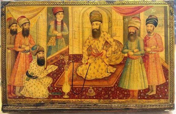 کریم خان زند (برگی از تاریخ)