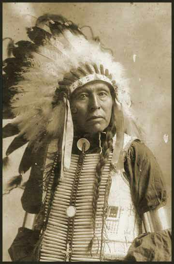 نامه رئیس قبیله سرخپوستان به رئیس جمهور آمریکا