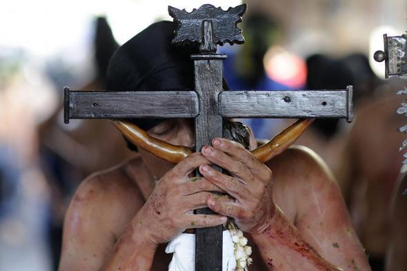 داستان سر بریدهی حسین در دیر مسیحیان
