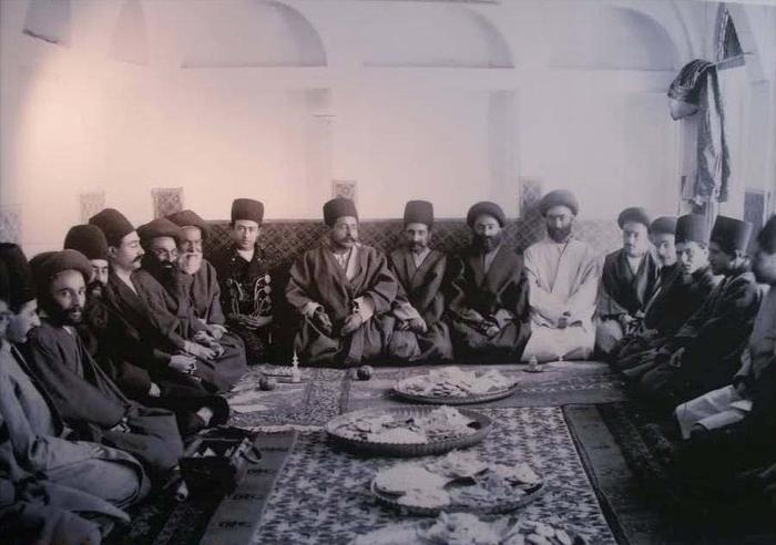 آداب خواستگاری در دوره قاجار