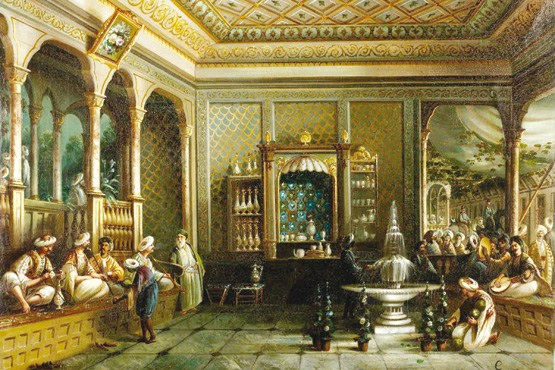 نقش ملایان در قهوهخانههای صفوی