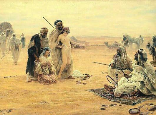 سِتم اعراب در ایران