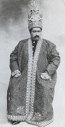 محمد علی شاه قاجار و مشروطه (برگی از تاریخ)