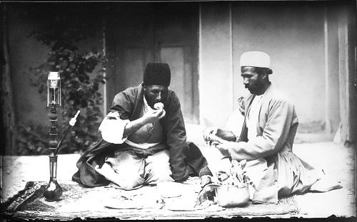 قحطی در زمان ناصرالدین شاه قاجار