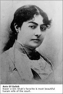 نقش زنان در تاریخ سیاسی ایران