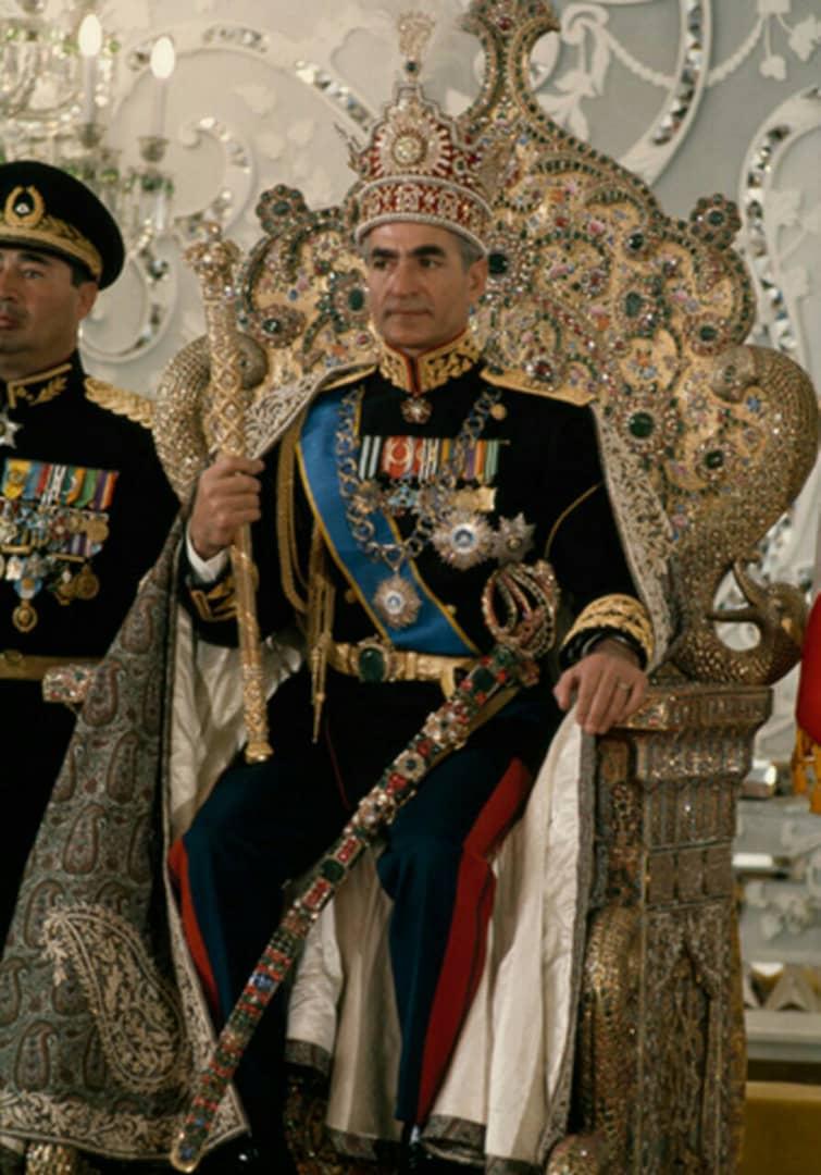 خصیصه موروثی شاه