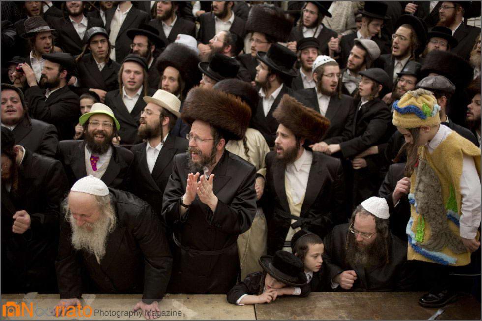 جشن پوریم در میان یهودیان