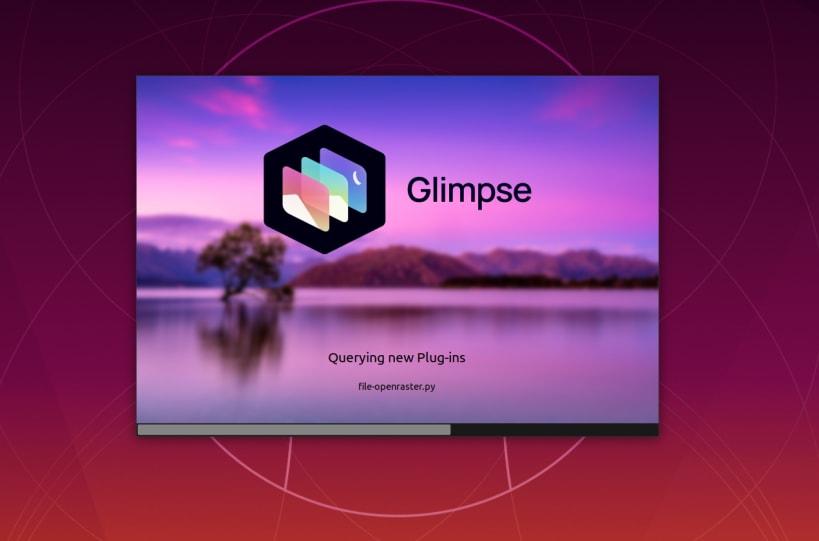 نرم افزار Glimpse بر پایه ی Gimp برای طراحان لینوکسی