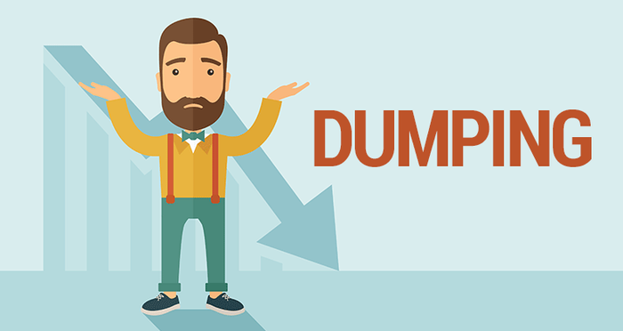 دامپينگ چيست ؟(Dumping)