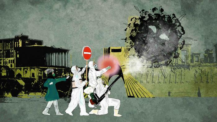 هنگام حمله مغول است گویی؛ بیبرنامگی دولت و بیپناهی ملت