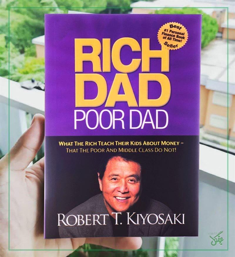 چرا پدر پولدار، پدر بی پول خواندنی است؟