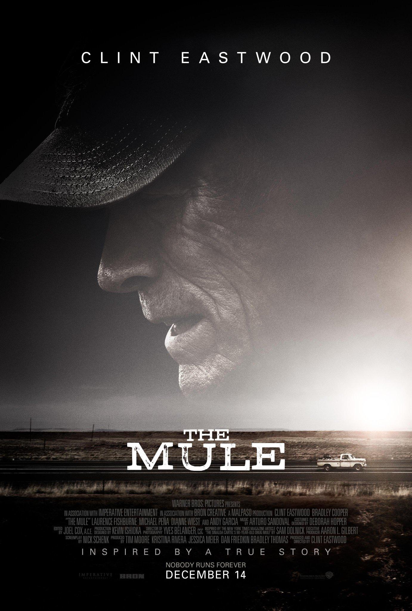 ریویوی فیلم The Mule (2018)