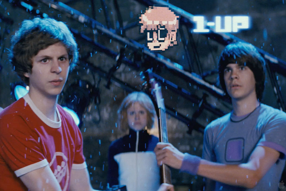 Scott Pilgrim vs. the Worldفیلم