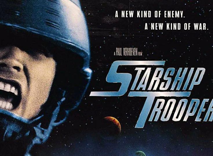 فیلم  1997 Starship Troopers