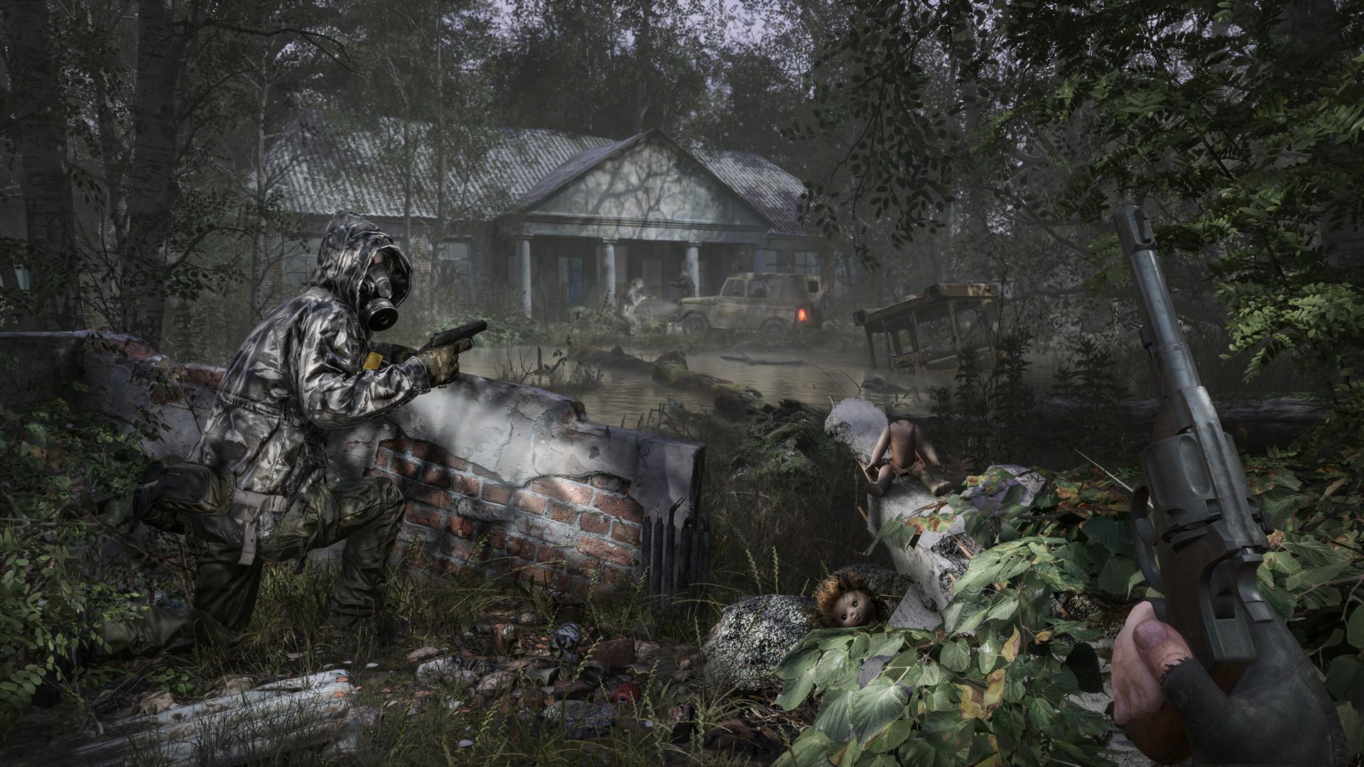 بازی Chernobylite دنباله معنوی عنوان استاکر