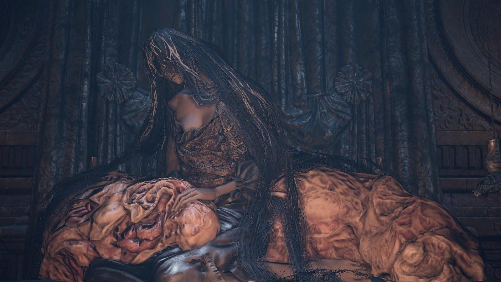 تصویر شماره ۱- روزاریا،مادر بازتولد