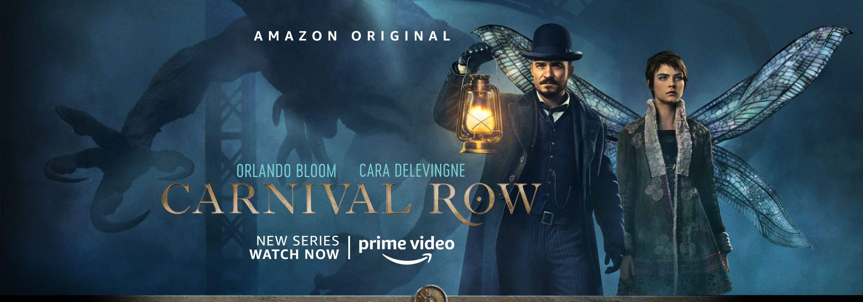 با هم ببینیم؛ درباره سریال Carnival Row