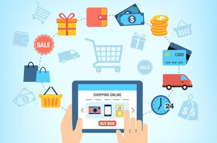 فروشگاه های اینترنتی در ایام کرونا چه کمکی می کنند