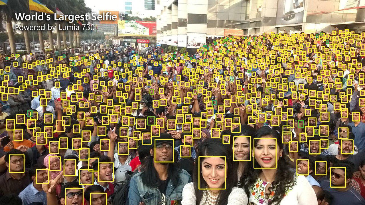تشخیص چهره با استفاده از هوش مصنوعی