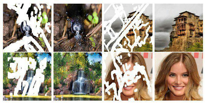 ترمیم تصاویر با استفاده از هوش مصنوعی