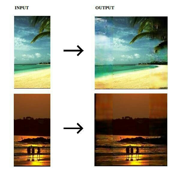 توسعه تصاویر با استفاده از هوش مصنوعی