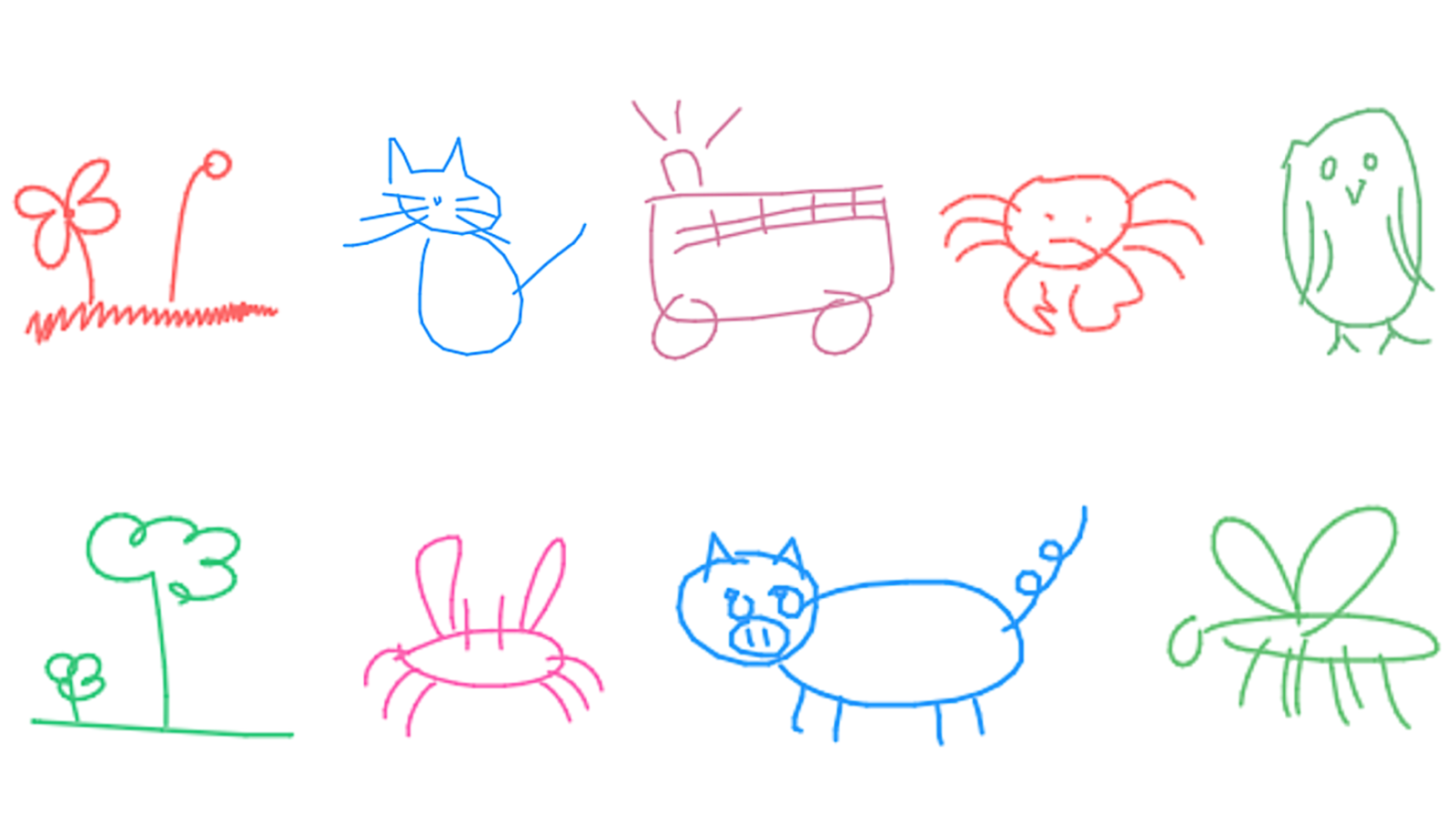 نمونه نقاشی های کشیده شده توسط هوش مصنوعی