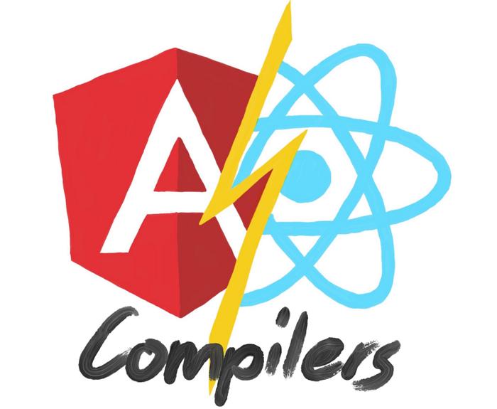 تفاوت کامپایل در React و Angular