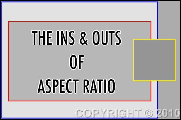 نسبت تصویر (Aspect Ratio) چیست؟