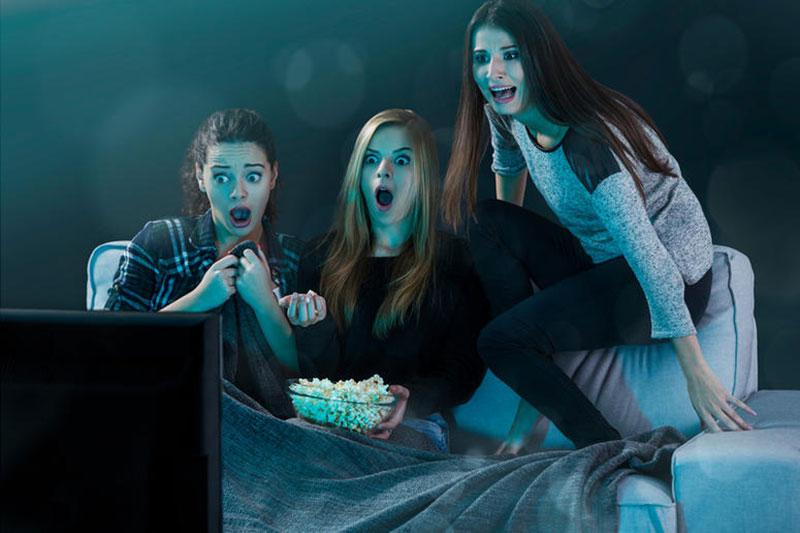 چرا فیلم های ترسناک را دوست داریم؟