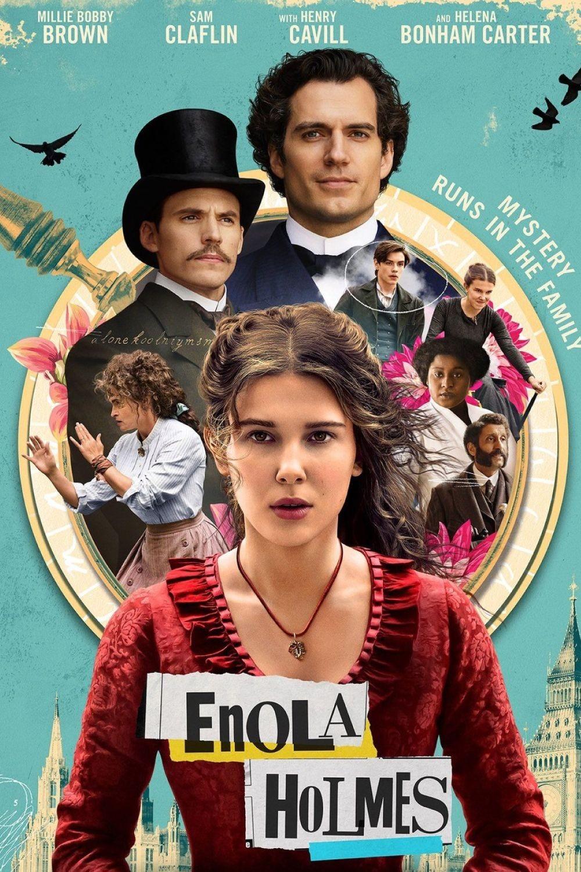 معرفی فیلم انولا هولمز | Enola Holmes