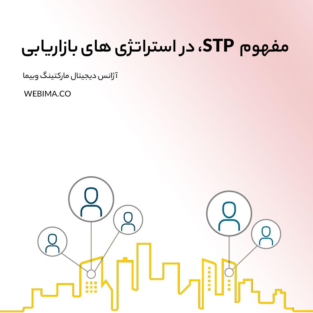 مفهوم STP در استراتژی های بازاریابی