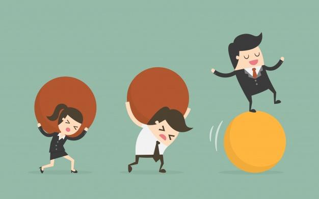 موفق نشدن خیلی سخته! چرا موفقیت رو سخت میدونی؟!