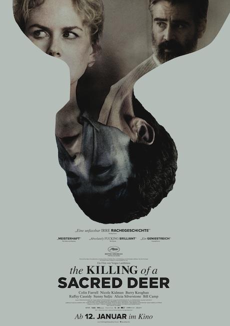 پوستر فیلم کشتن گوزن مقدس