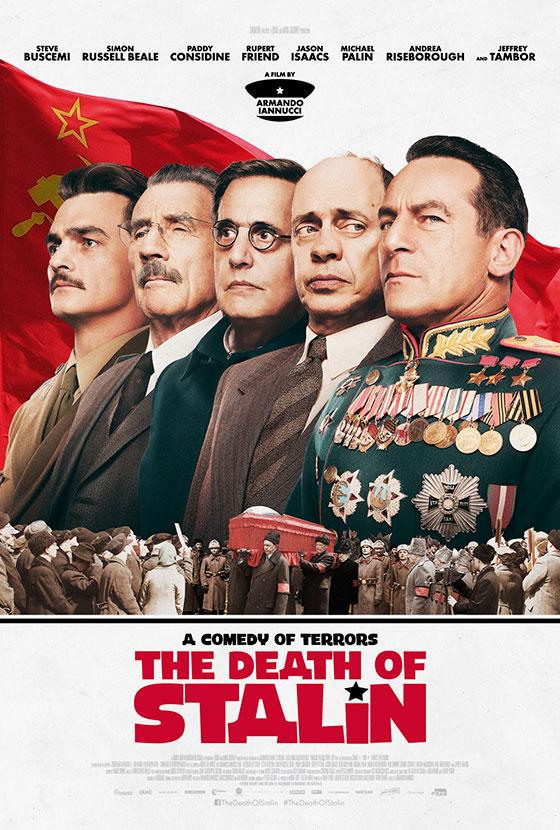 پوستر فیم مرگ استالین