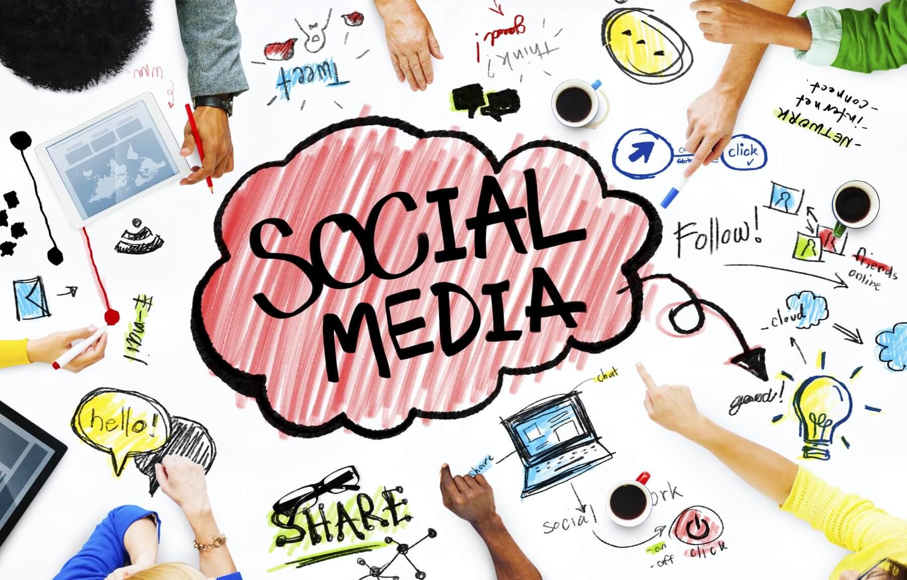 مدیریت شبکه های اجتماعی بسیار مسئله ی مهمی است