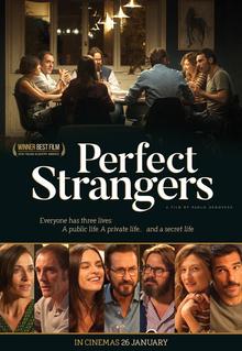 Perfect Strangers یا خیلی وقته که همه چی تموم شده