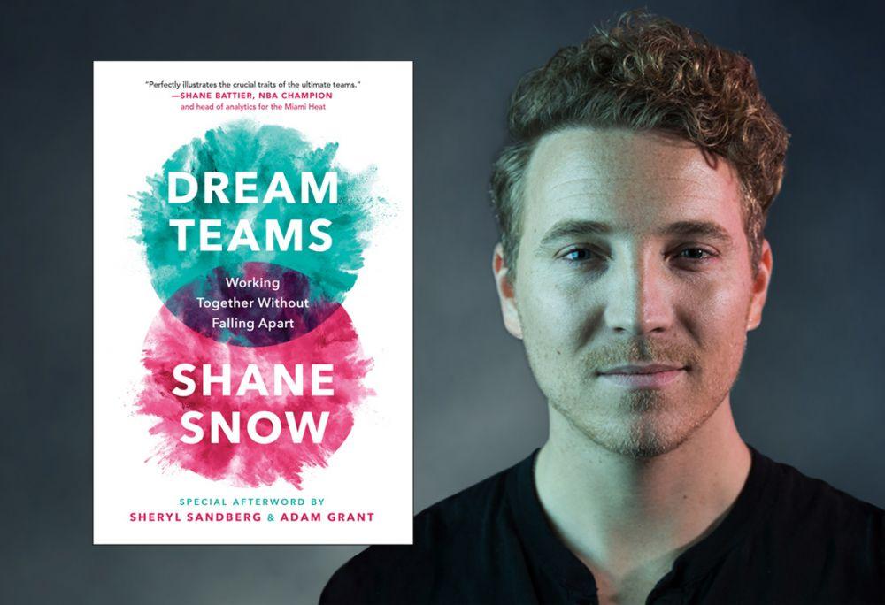 مروری بر کتاب Dream Teams