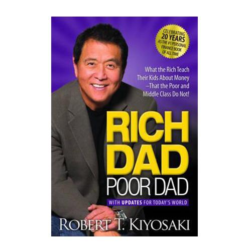 مروری بر کتاب Rich Dad, Poor Dad