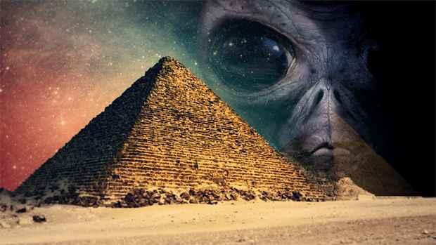 اهرام مصر را چه کسانی ساختند فضایی ها یا مصریان باستان ویرگول